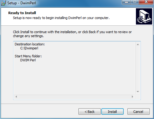 It is ready to install Now, click Install button